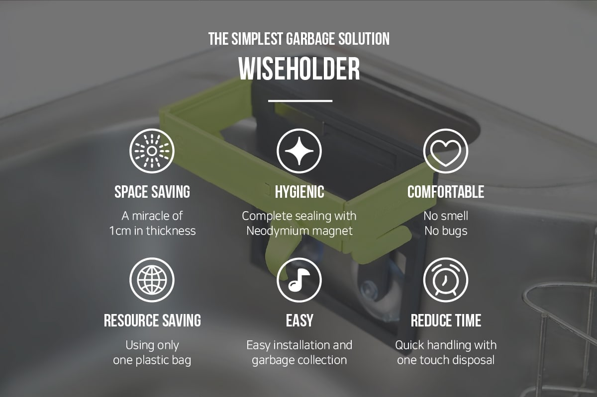You can use Wiseholder for a variety of purposes.